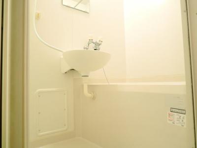 【浴室】レオパレスドリームハイツ氷室