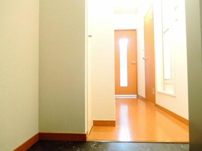 【玄関】レオパレスドリームハイツ氷室