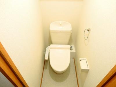 【トイレ】レオパレスドリームハイツ氷室