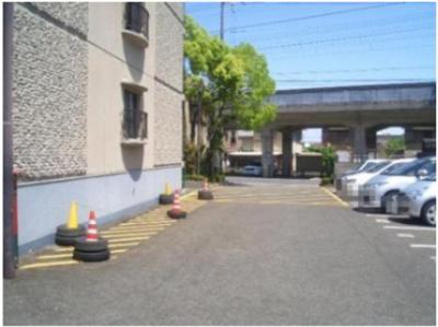 【駐車場】メリノハイツ