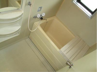 【浴室】メリノハイツ