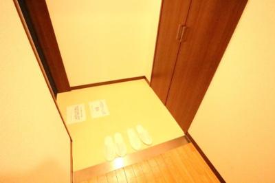 【玄関】フェリーチェ茨木