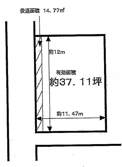 【土地図】神戸市垂水区高丸3丁目土地
