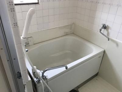 【浴室】谷ハイツ