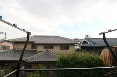 【展望】東太子2丁目テラスハウス