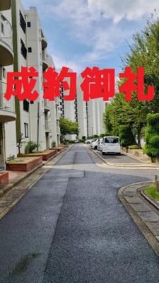 【外観】嵐山ロイアルハイツ1号棟 リフォーム済み☆
