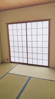 【和室】嵐山ロイアルハイツ1号棟 リフォーム済み☆