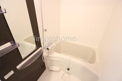 【浴室】レジデンス大阪レトログラード