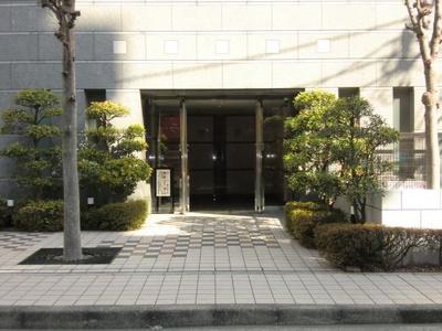 【エントランス】サーパス海老名第3
