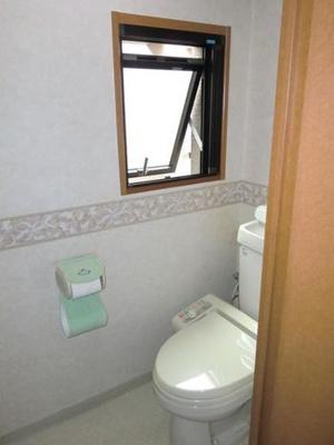 【トイレ】サーパス海老名第3