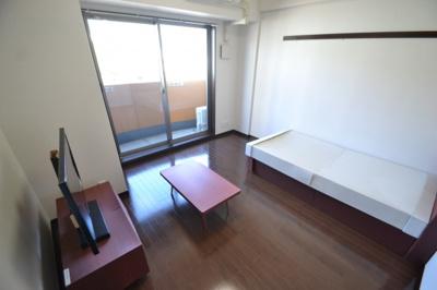 【寝室】クレストコート神戸・灘