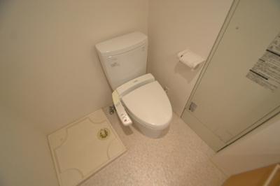 【トイレ】クレストコート神戸・灘