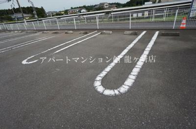 【駐車場】サザンクロス阿見Ⅱ