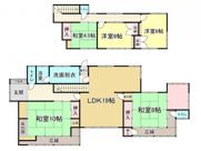 【中古戸建】西浜中学校区・110953の画像