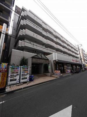 【エントランス】エクセル東戸塚