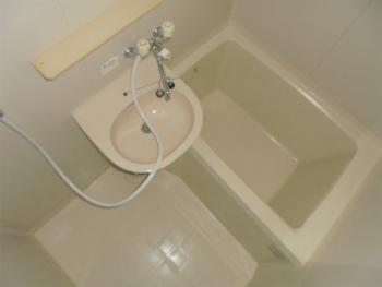 【浴室】カネマスロイヤルコート