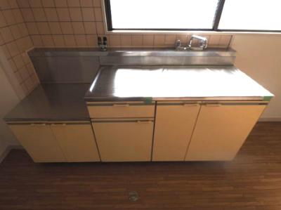 【キッチン】メゾン篠久保