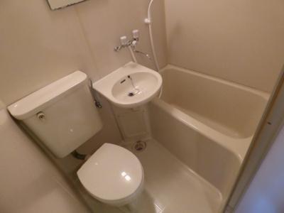 【浴室】本町ハイツ