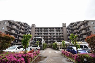【駐車場】クリオ新横浜北弐番館