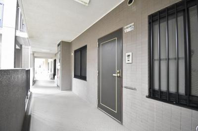 【玄関】クリオ新横浜北弐番館