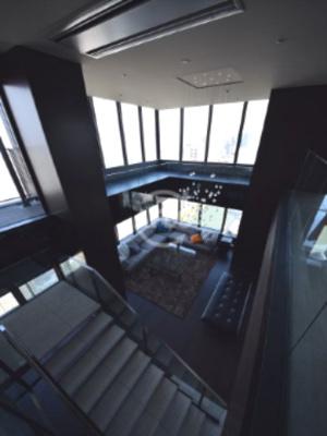 ザ・パークハウス中之島タワー スカイラウンジ