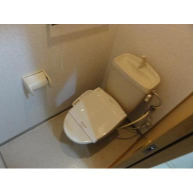 キャトルセゾンのトイレ