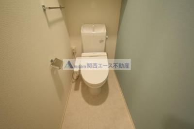 【トイレ】ロイヤルMaedaⅠ