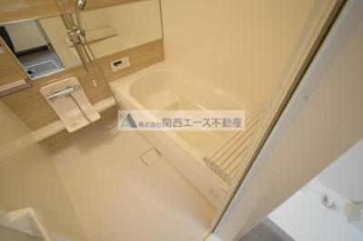 【浴室】ロイヤルMaedaⅠ