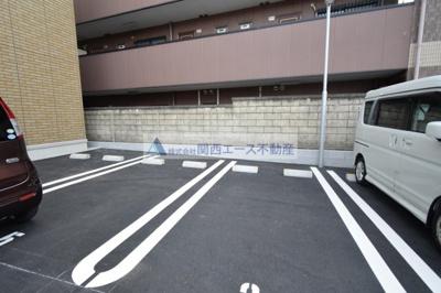 【駐車場】ロイヤルMaedaⅠ