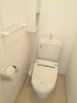 【トイレ】キャッスル大和