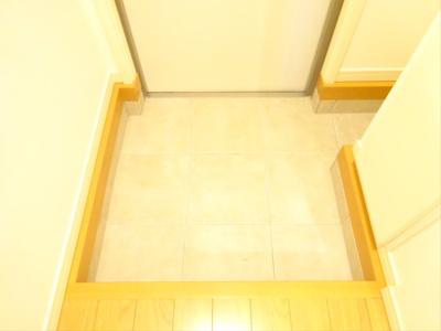 【玄関】グランシャリオヴィラージュ