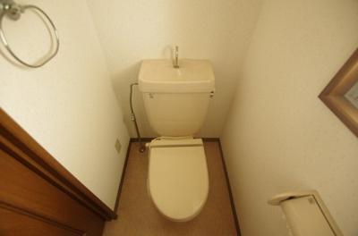 【トイレ】ハイム眉山