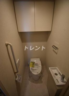 【トイレ】パークコート浜離宮ザタワー