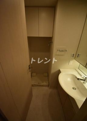 【洗面所】パークコート浜離宮ザタワー