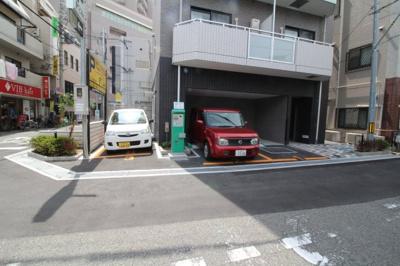 【駐車場】Demain APM