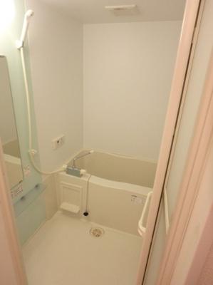 【浴室】フローラ堅田