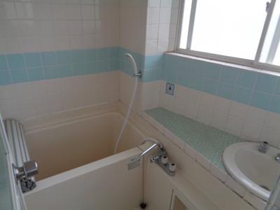 【浴室】高田コーポ石原