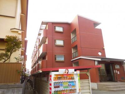 【外観】サンワロイヤルマンション