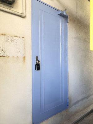 【玄関】島袋アパート