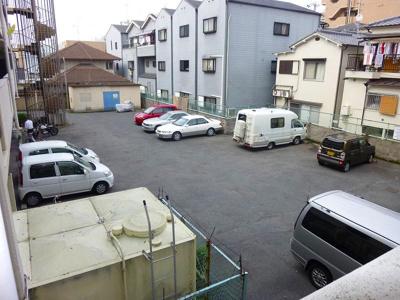 【駐車場】高井田ランプハウス