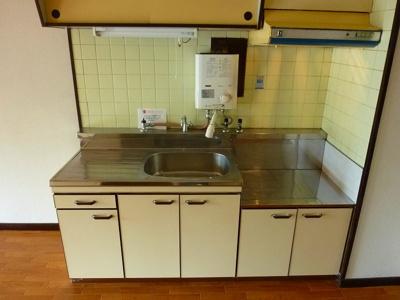 【キッチン】高井田ランプハウス
