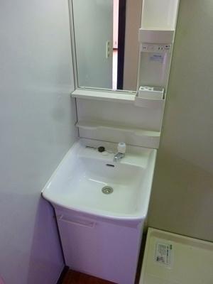 【独立洗面台】高井田ランプハウス