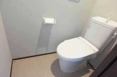 ※イメージ ゆったりとした空間のトイレです