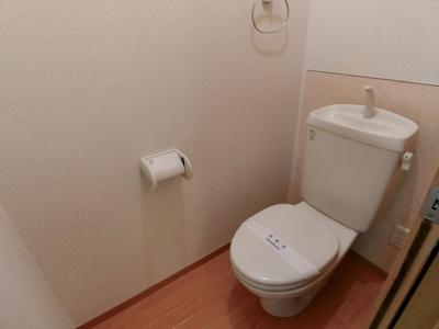 【トイレ】プリマベーラⅡ