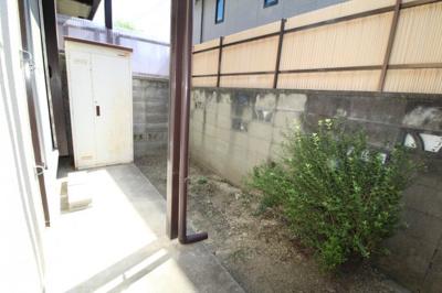 【庭】中桜塚5丁目3戸1