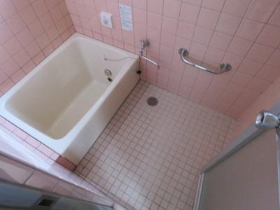 【浴室】鳥飼下貸家