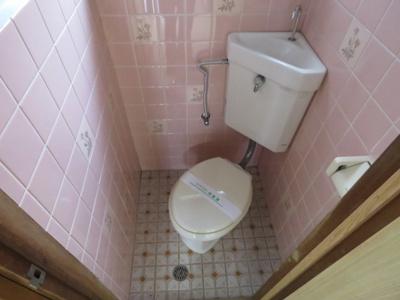 【トイレ】鳥飼下貸家