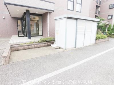 【エントランス】グランセレッソ弐番館