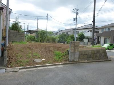 【外観】鴻巣市大間2丁目 売地