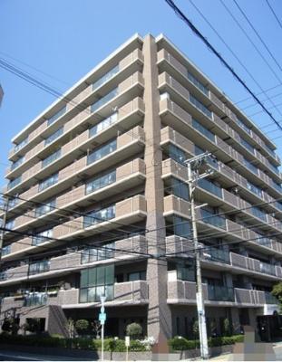 【現地写真】鉄筋コンクリート造9階建て♪ 総戸数40戸♪